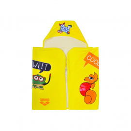 Arena Water Tribe Kids Poncho, Size: 1, image