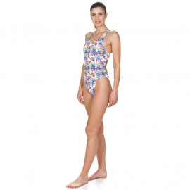 Camouflage Tech Swimsuit, Size: 36, image