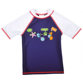 Arena Water Tribe UV Short Sleeve T-Shirt, Size: 6Y, image