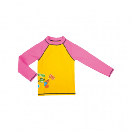 Arena Water Tribe UV Long Sleeve T-Shirt, Size: 2Y, image