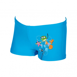 Arena Water Tribe Mini Short, Size: 1Y, image