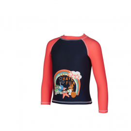 Arena Water Tribe UV Long Sleeve, Size: 6Y, image