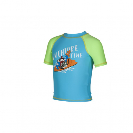 Arena Water Tribe UV Short Sleeve, Size: 1Y, image
