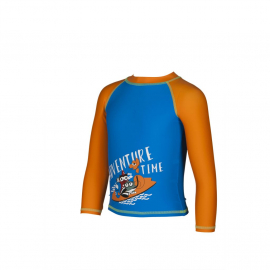 Arena Water Tribe UV Long Sleeve, Size: 2Y, image