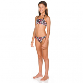 Harley Quinn Bandeau Two Pieces, Size: 6Y, image