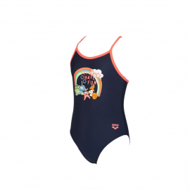 Arena Awt Kids Girl One Piece Kids' Swimsuit, Size: 1Y, image