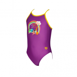 Arena Awt Kids Girl One Piece Kids' Swimsuit, Size: 2Y, image