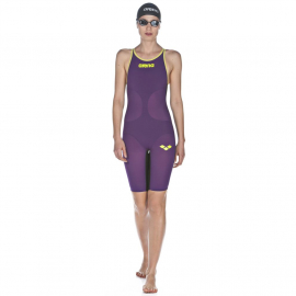 Arena W Carbon Air Women's Racing Swimsuit, Size: 38, image