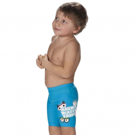 Arena Water Tribe Boy's UV Jammer, Size: 1Y, image