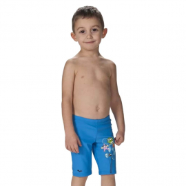 Arena Water Tribe Boy's UV Jammer, Size: 8Y, image