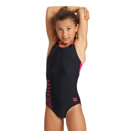 Arena G Linear Serigraphy Jr Swim Kids' Swimsuit, Size: 10Y, image